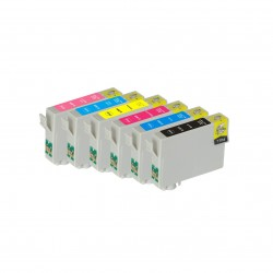 Compatible Epson T0807 High...