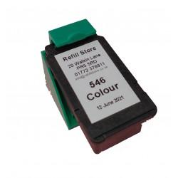 Compatible Canon CLI-546...