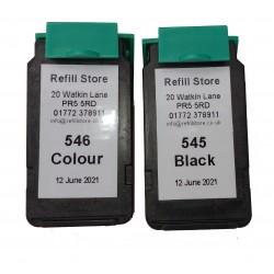 Compatible Canon PGI-545 &...