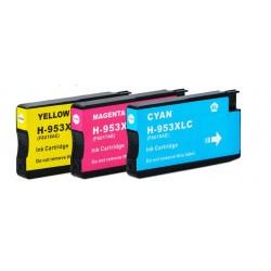 Compatible HP 953XL Colour...