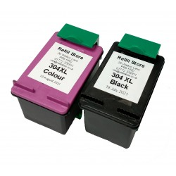 Compatible HP 304 XL...