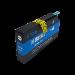 Compatible HP 951XL Cyan...